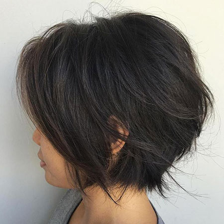 Bob Layered Short Length