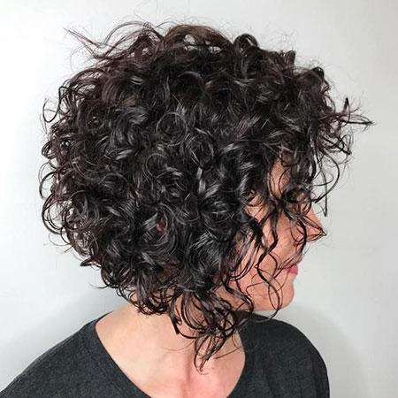 Curly Bob Hairtyles Bobs