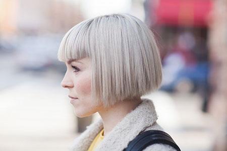 20 short bob with fringe  bob haircut and hairstyle ideas