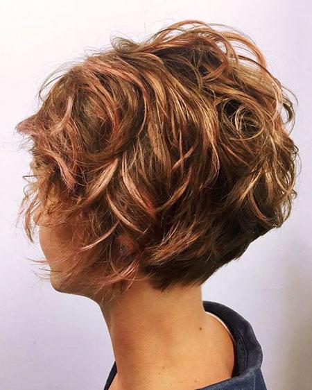 Short Curly Hairtyles Pixie