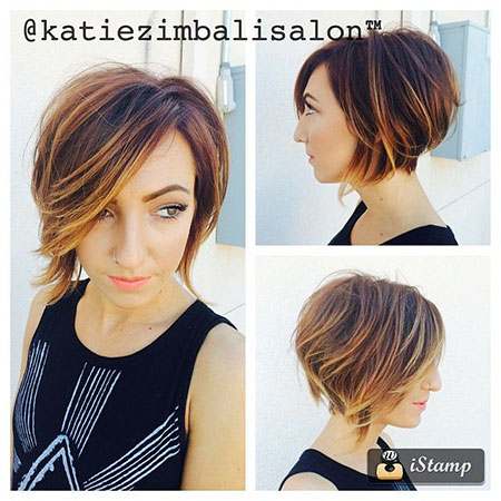 Bob Hair Pixie Short