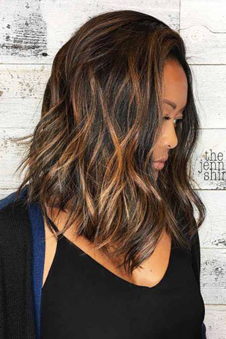 Hair Haircuts Balayage Bob