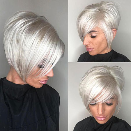 Bob Layered Pixie Short