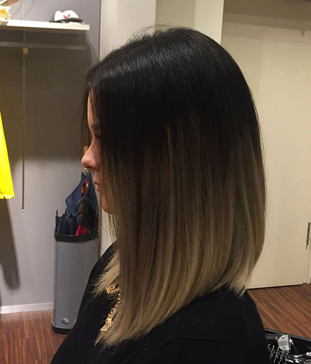 Ombre Hair Black Balayage