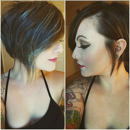 Pixie Short Choppy Hairtyles