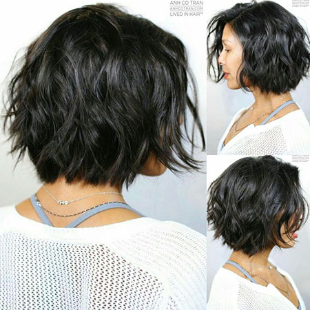 Short Bob Hair Layered