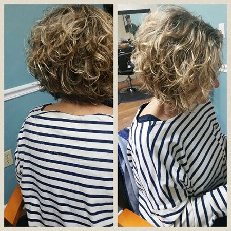Casual Wavy Hair, Layered Bob Wavy Bobs