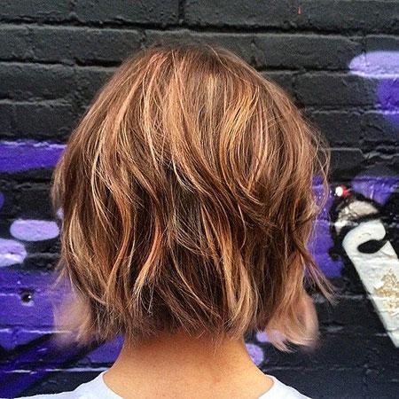 Choppy Hair, Bob Choppy 60 50