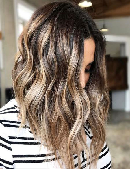 Balayage Hair Color Brown