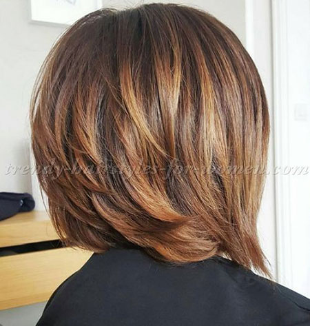Medium Hair Short Bob