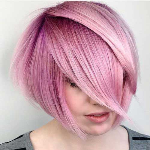 Pink Bob Haircuts-15