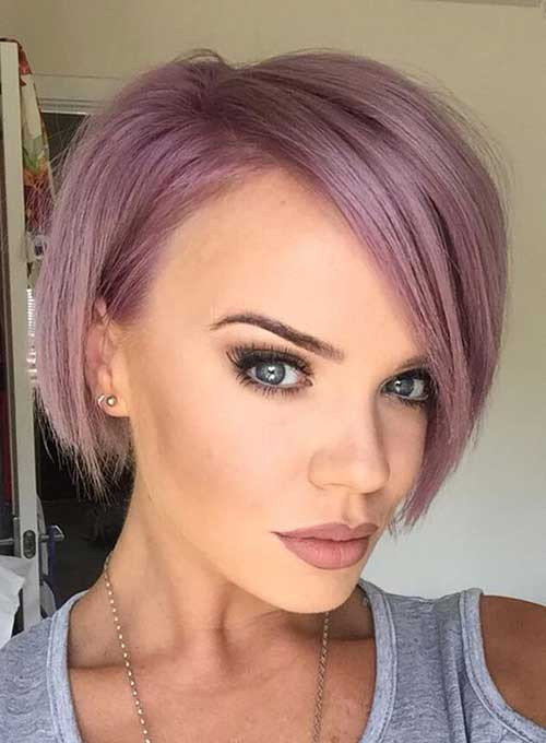 Pink Bob Haircuts-9