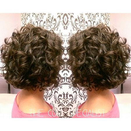 Curly Bob Curl Hair