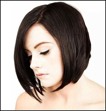 Bob Hair Hairtyles Asymmetrical