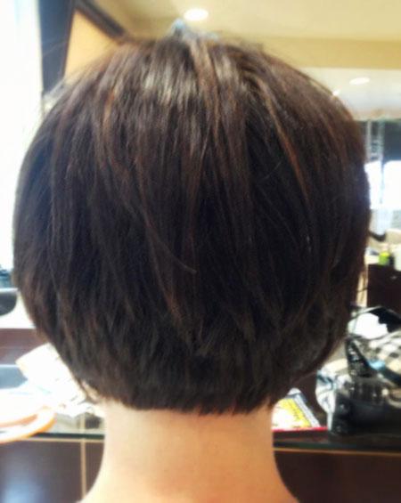 20 Short Stacked Bob Haircuts Bob Hairstyles 2018