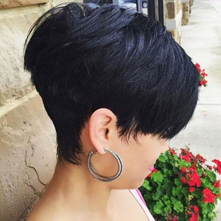 Pixie Short Choppy 50