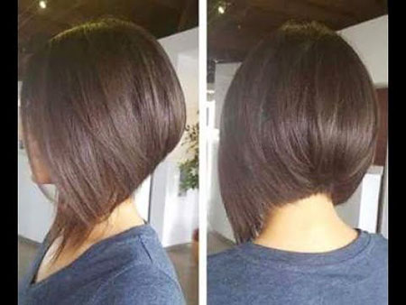 Bob Hair Bobs Layered