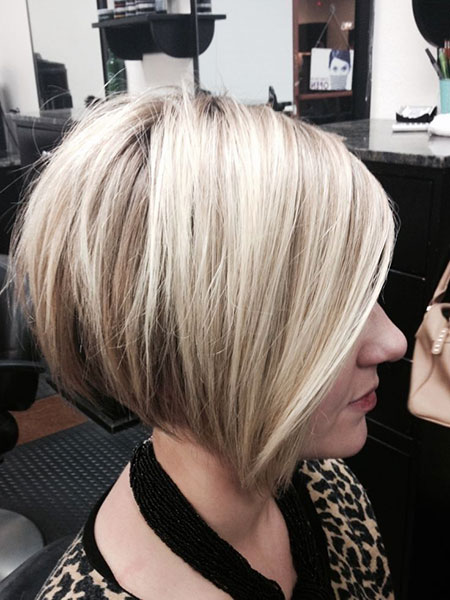 Bob Layered Bronde Grazing