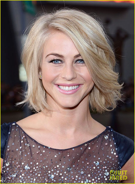 Hair Hough Julianne Bob