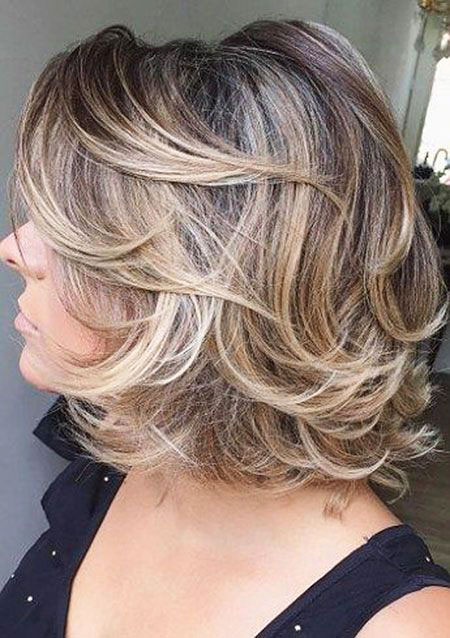 Hair Colour, Balayage Hair Blonde Bob