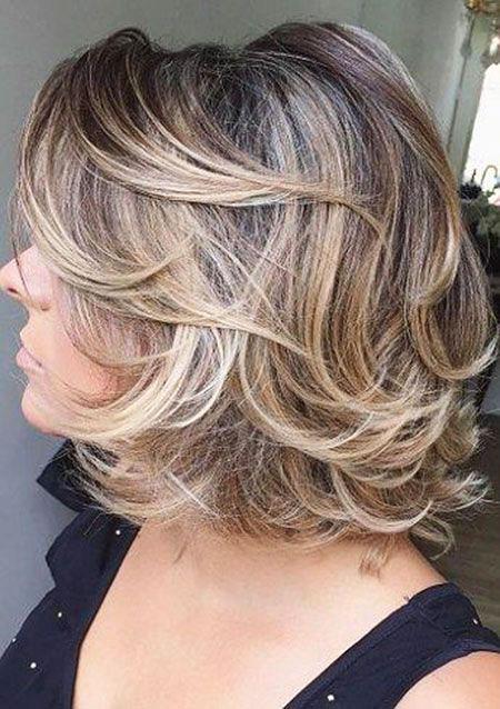 Hair Colour, Balayage Hair Blonde Bob