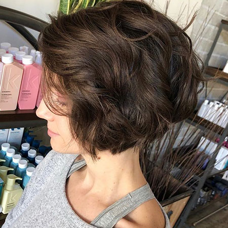 Bob Brown Short Wavy