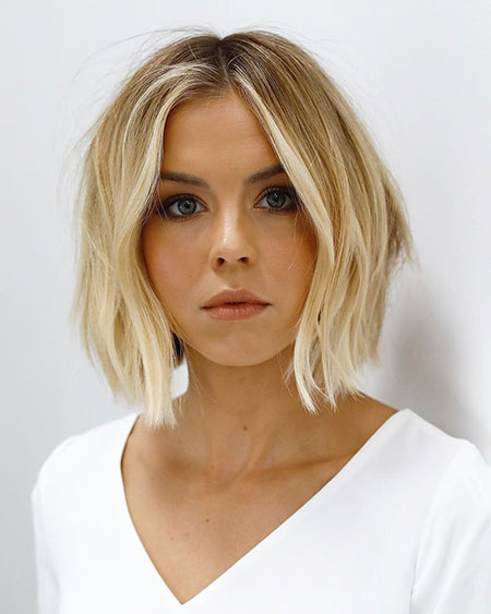Blonde Bob Hairtyle, Hair Short Hairtyles Bob