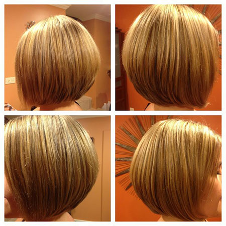 Bob Bobs Highlights Blonde