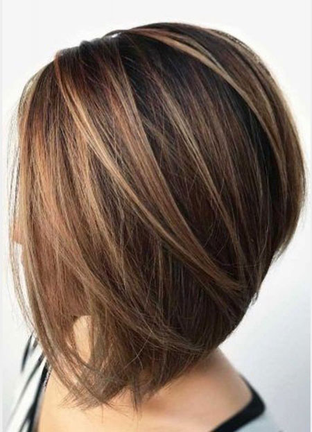 Bob Hair Light Brown