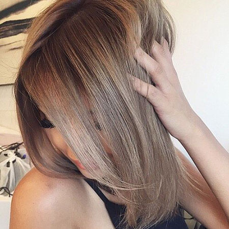 Dark Blonde Bob, Hair Blonde Brown Color