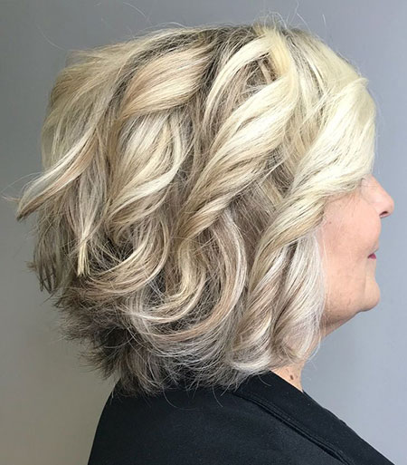 Blonde Bob Hairtyles Short