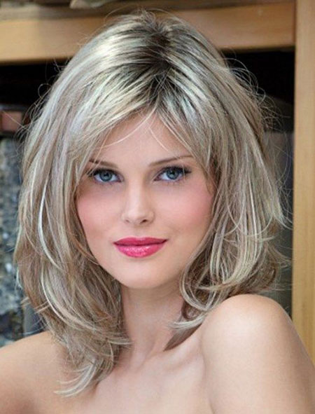 Long Bob, Hair Short Layered Bob