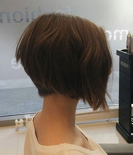 Soft Layered Short Bob, Bob Short Bobs Hair