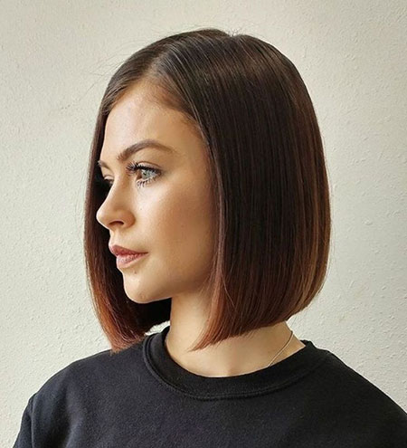 Blunt Haircut, Hair Bob Length Hairtyles