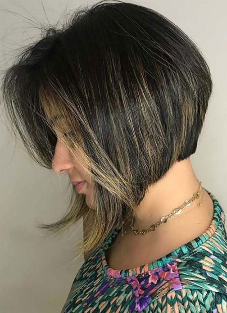 Bob Layered Cut Year