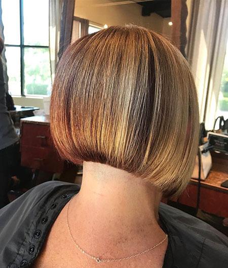 Bob Hair Rollsup Bobs