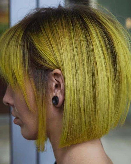 Bob Caramel Blonde Hairtyles
