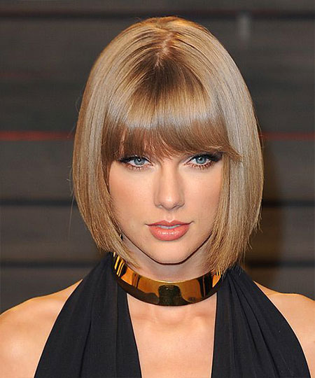 Taylor Bob Hairtyles Hair