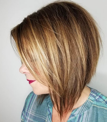 Bob Blonde Layers Layered