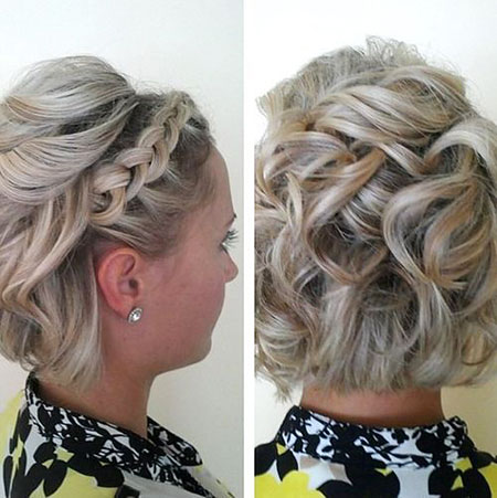 Short Hair Wedding Updo, Short Updo Hairtyles Hair