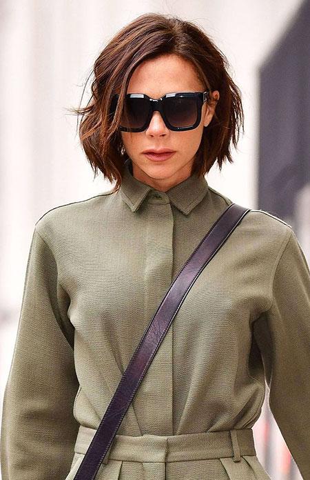 Victoria Beckham Short Hair, Beckham Victoria Hair Short