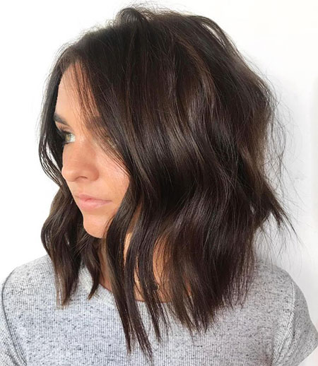 Soft Waves, Bob Wavy Messy Hairtyles