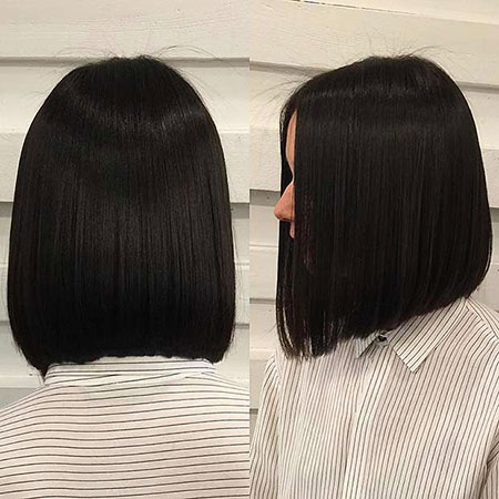 Hair Bob Brunette Extensions