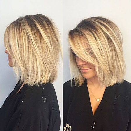 Bob Short Medium Blowout