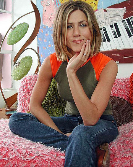 Jennifer Short Hair Style