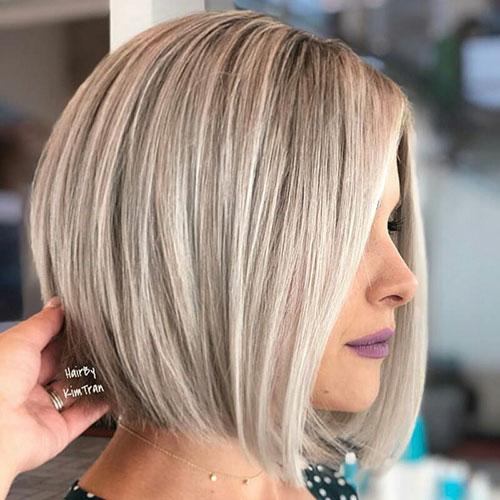 Blonde Bob Hair 2019