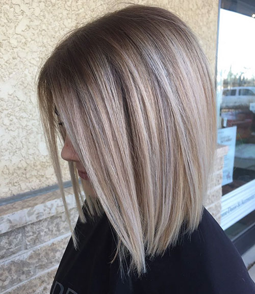 Straight Bob Hair