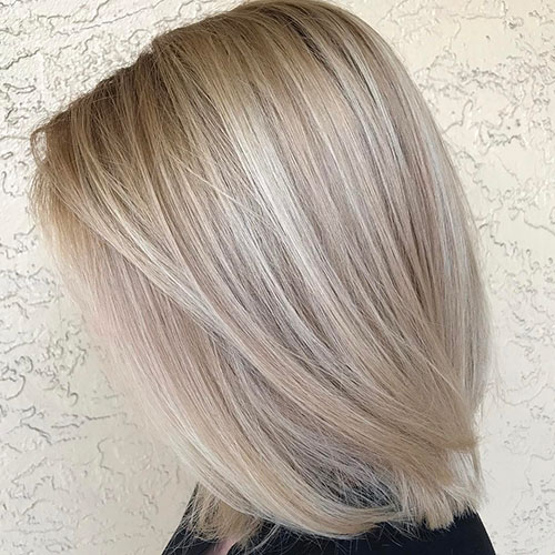 Balayage Bob Hair