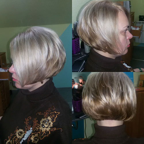 Bob Hair Older Women