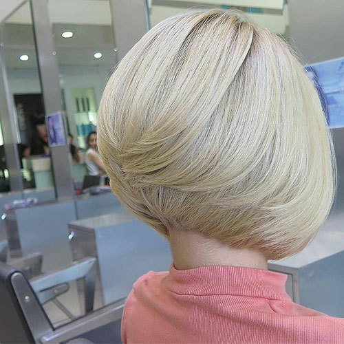 Summer Bob Hair